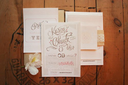 Printable Wedding Invites