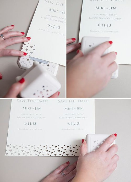 24 diy wedding invitations that will save you money, Wedding invitations