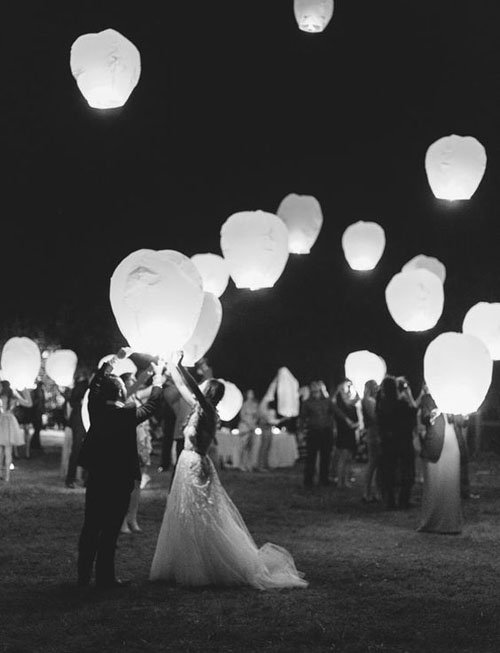 Release Paper Lanterns