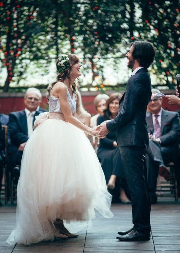 Ayla and Jason Ceremony