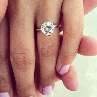 Beau The 43 Most Popular Engagement Rings Of 2016