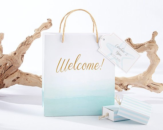 5 tips for making an awesome wedding welcome bag 5 tips for making wedding welcome bags junglespirit Image collections