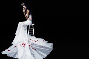 Wedding Dress Designer: Ines Di Santo