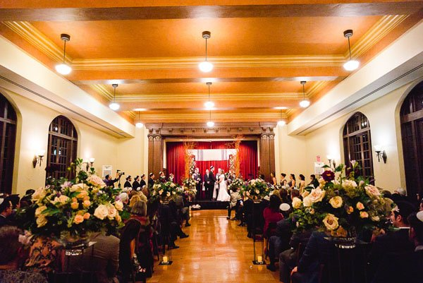 Wedding Venue Review The Julia Ideson Library