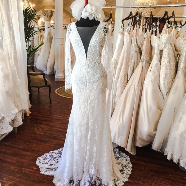 Wedding dresses in Pasadena