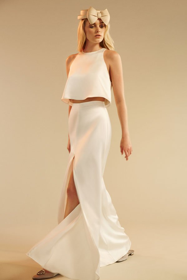 Reformation Has Your Second Wedding Dress And Its Awesome