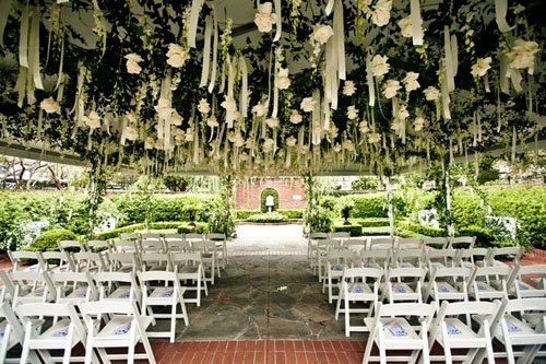 Wedding Venue Review River Oaks Garden Club Forum of Civics