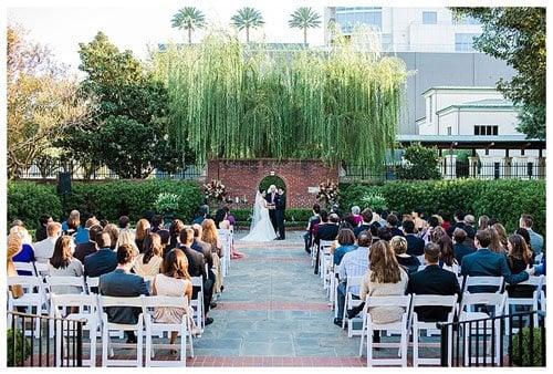 Wedding Venue Review River Oaks Garden Club Forum Of Civics