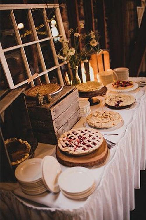 Wedding Cake Vs Dessert Table