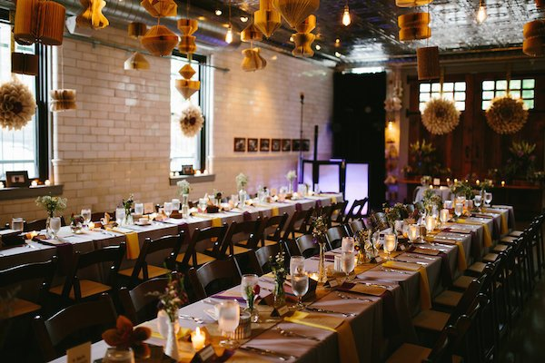 Great Wedding Venue Near Chicago: Wedding Venue Review: Firehouse Chicago On Rosemont Avenue
