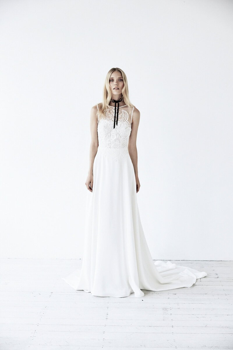 Suzanne Harward at Loho Bride