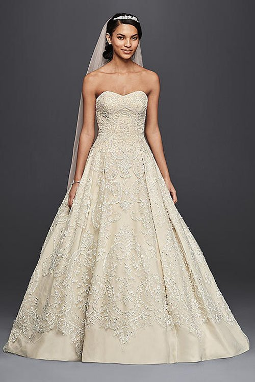 How Much Oleg Cassini Wedding Dresses Cost And Where To Buy Them
