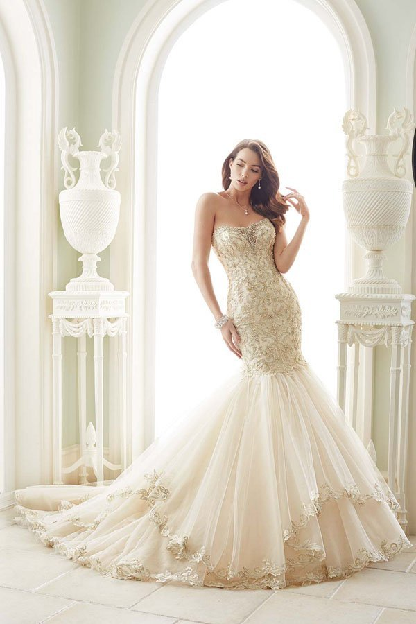 Wedding Dress Designer Sophia Tolli Woman Getting Married