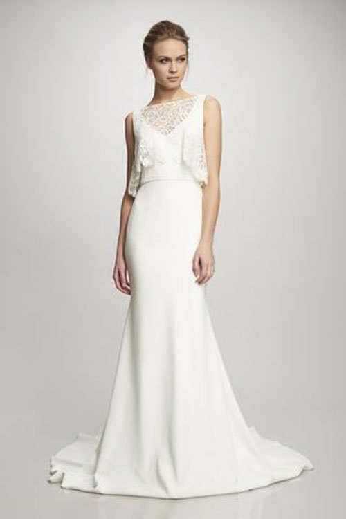 All About Theia Wedding Dresses and How Much They Cost