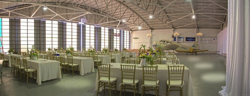 7 unique wedding venues in houston to say i do in air terminal museum junglespirit