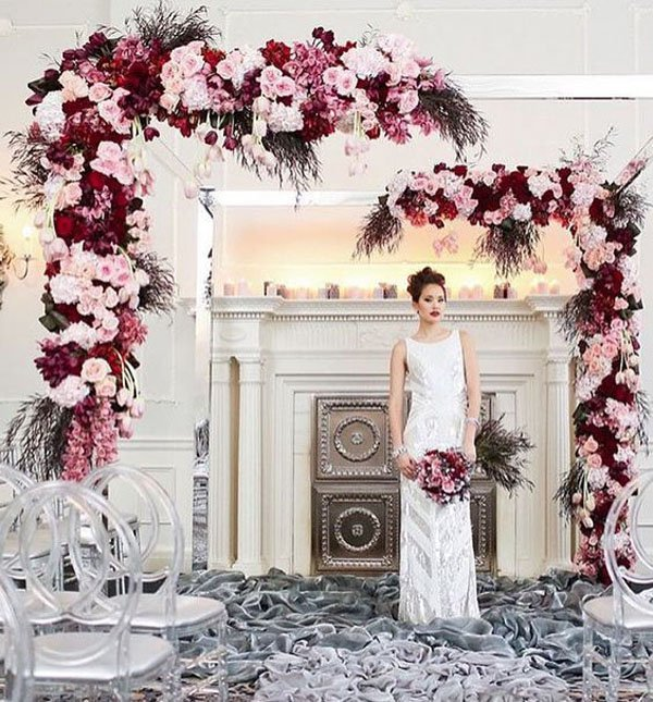 Wedding Altar Sims 3: 10 Perfect Wedding Arches For Every Theme And Style