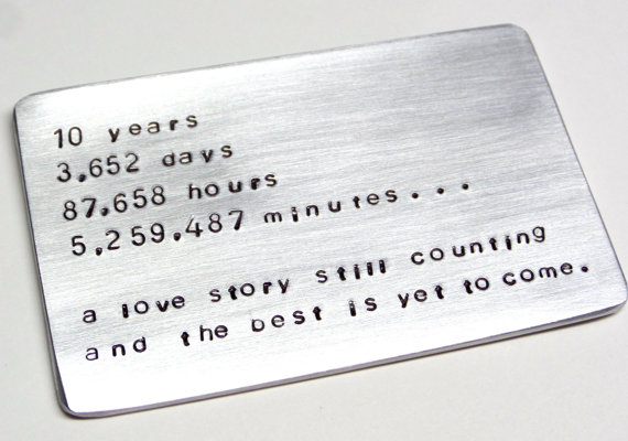 9 Wedding Anniversary Gifts He Ll Love And Use Forever