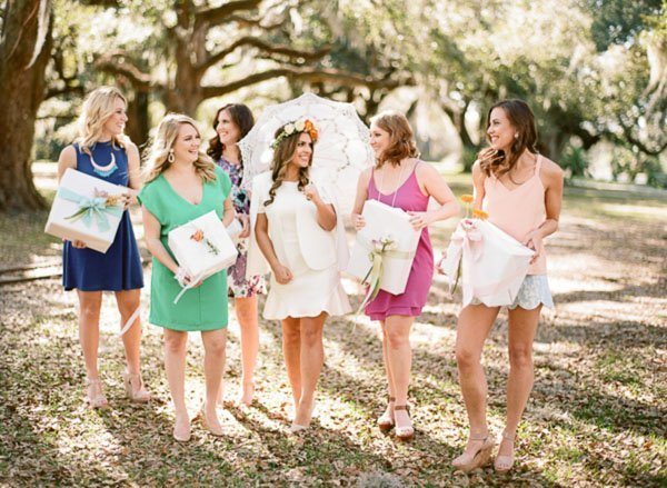 where to have a bridal shower and how to find the best location