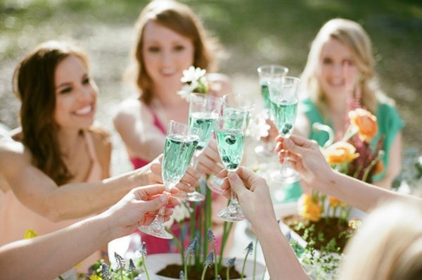 how to organize the best bridal shower