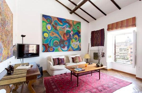 rome apartment rentals