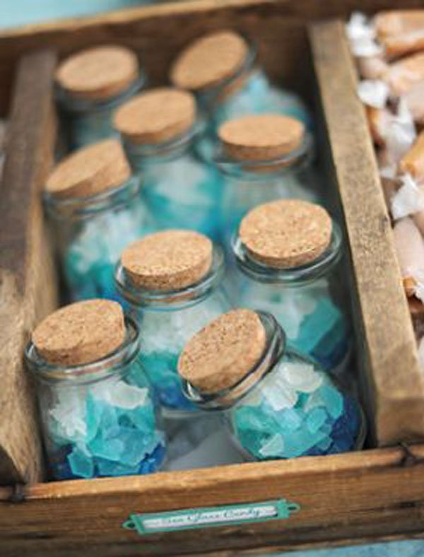 10 fun and unique ideas for beach wedding favors beach wedding favors junglespirit Images
