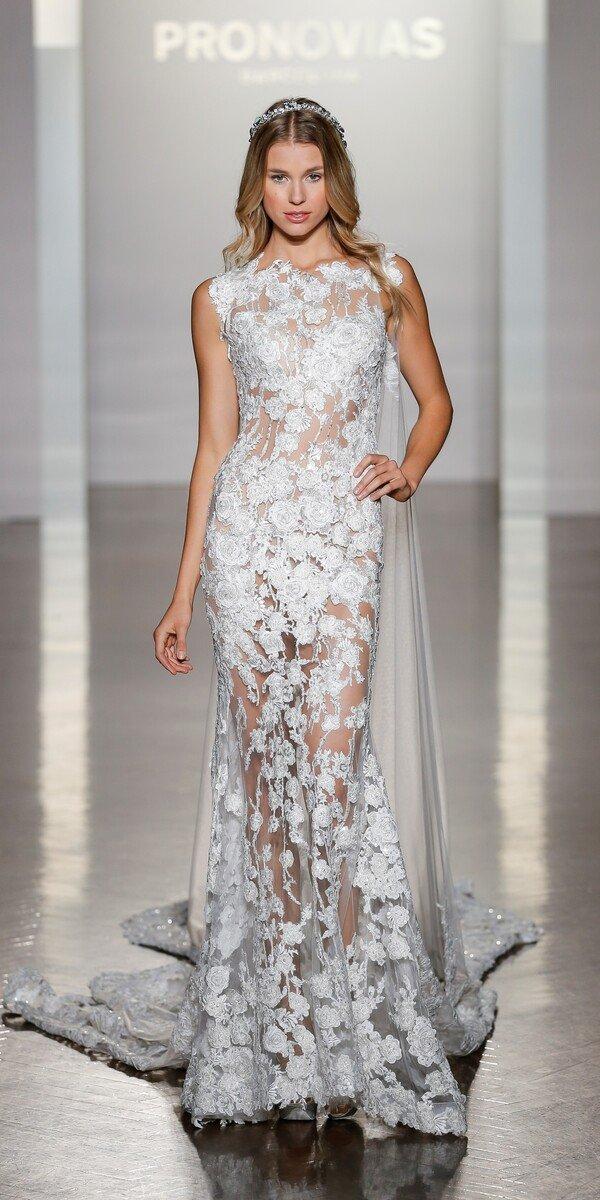 fdf4238883b 4 New Pronovias Wedding Dresses You Have to See