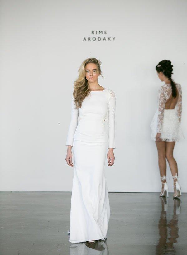 rime arodaky fall 2017 wedding collection