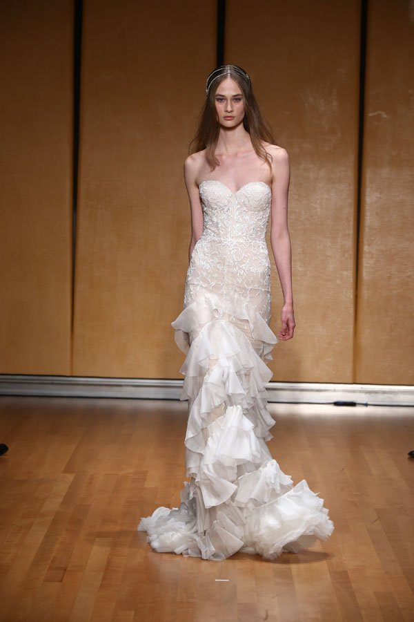 10 inbal dror dresses that will look amazing walking down for Israeli wedding dress designer inbal dror
