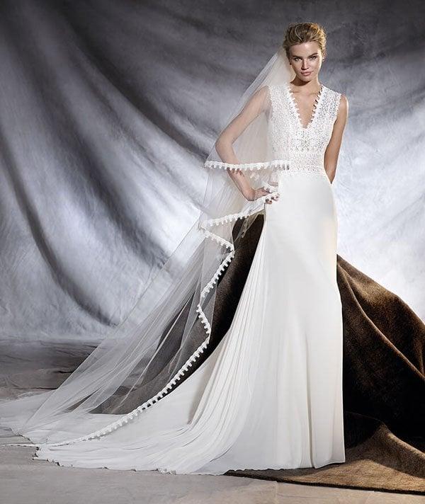 Wedding Dresses  Cost : Pronovias wedding dresses cost g