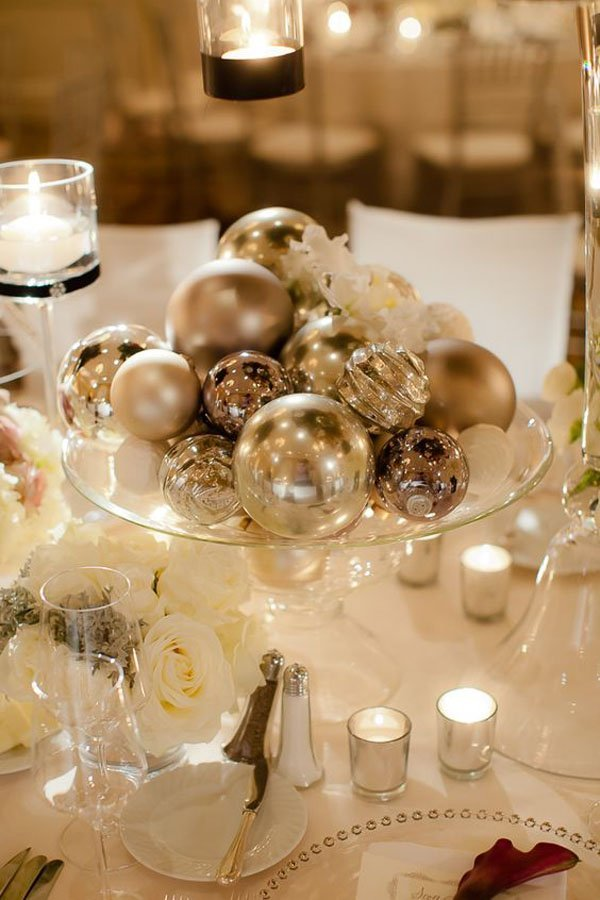 10 Easy Diy Ideas For Flowerless Wedding Centerpieces