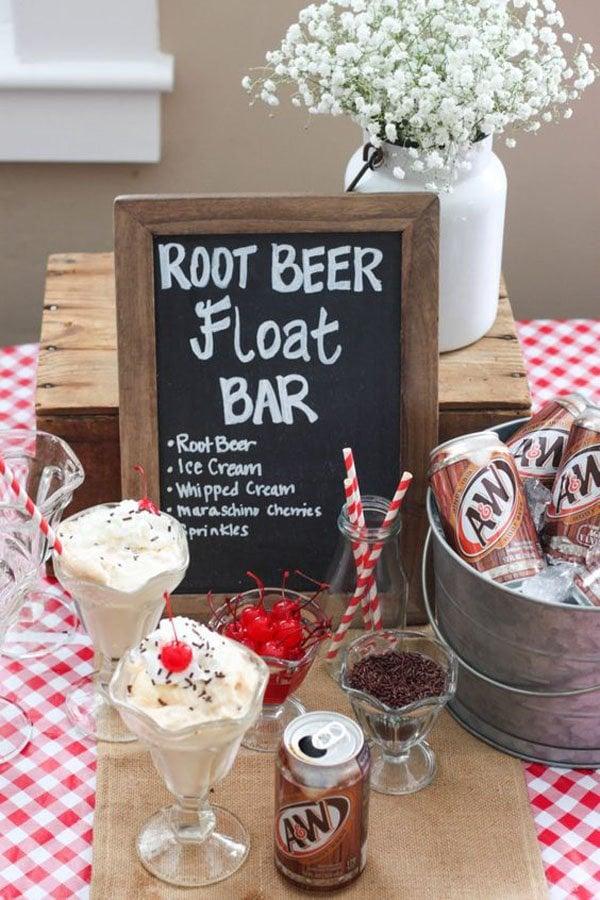 10 Yummy and Unique Ideas for a Wedding Food Bar