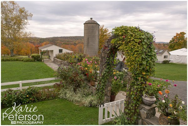 candlelight farms inn wedding