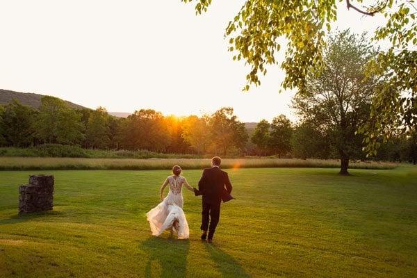 candlelight farms inn wedding