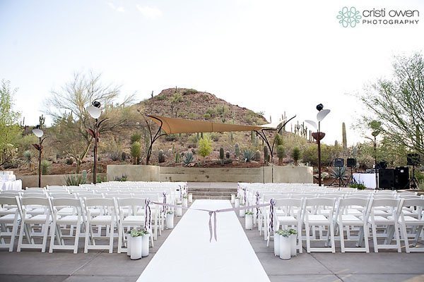Wedding Venue Review Desert Botanical Garden In Phoenix Az