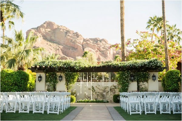 Scottsdale Wedding Venues | Wedding Venue Review Omni Scottsdale Resort And Spa At Montelucia