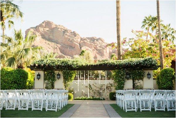 Omni Scottsdale Resort wedding