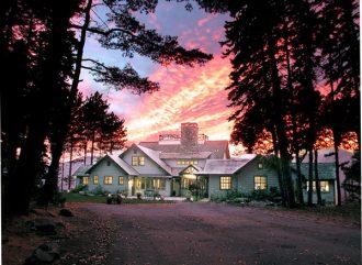 onteora mountain house wedding