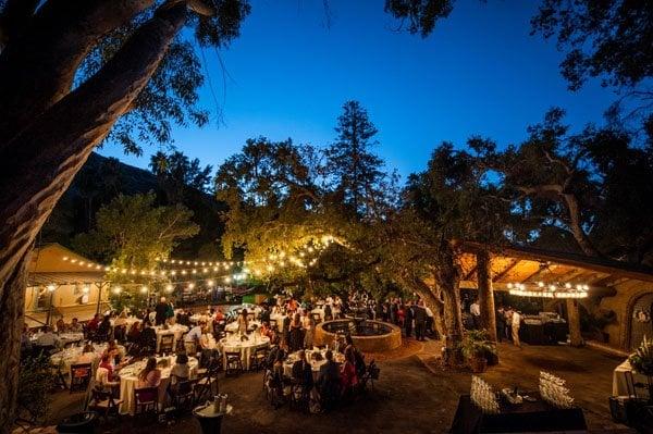 ranch at bandy canyon wedding