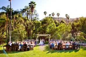 ranch at bandy canyon wedding