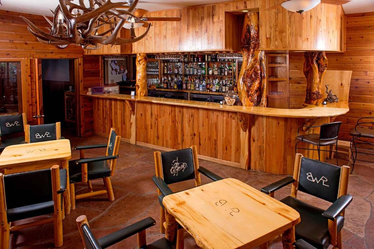 Wild Basin Lodge wedding venue