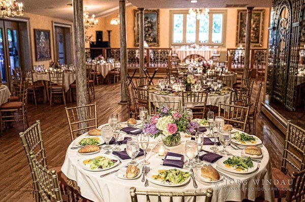 feast at round hill wedding venue