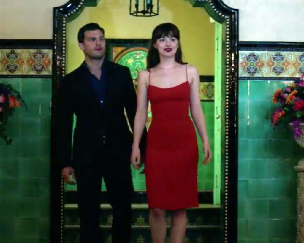 'Fifty Shades Darker': Watch Christian Ask Anastasia to ...