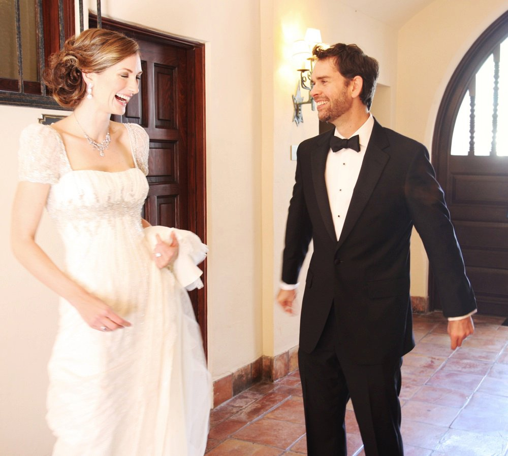 Should You Have A First Look At Your Wedding?