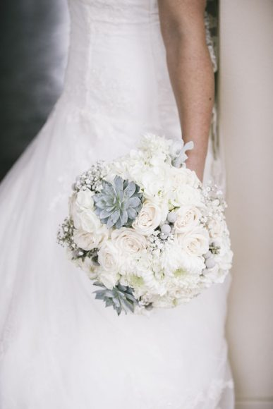 Flowers by Posh Peony. Photo by Focus Photography