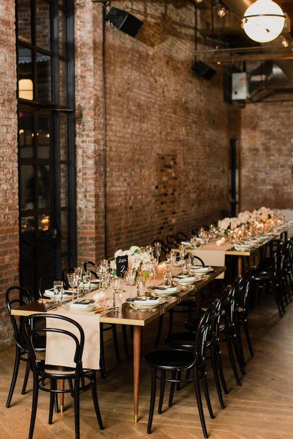 Wedding venue review wythe hotel in brooklyn ny for Non traditional wedding venues nyc