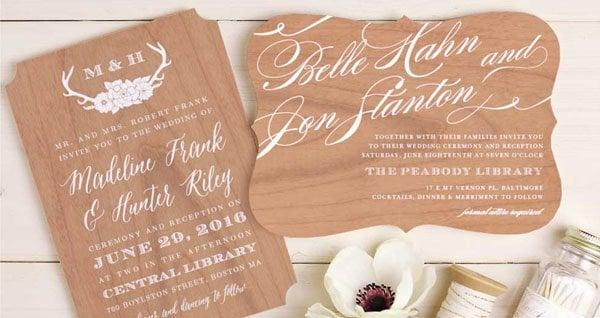 online wedding invitations