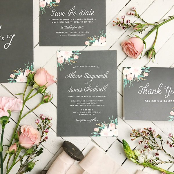 5 Easy Ways to Get the Perfect Wedding Invitations Online Woman