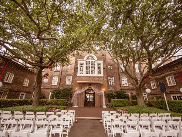 charleston wedding venue