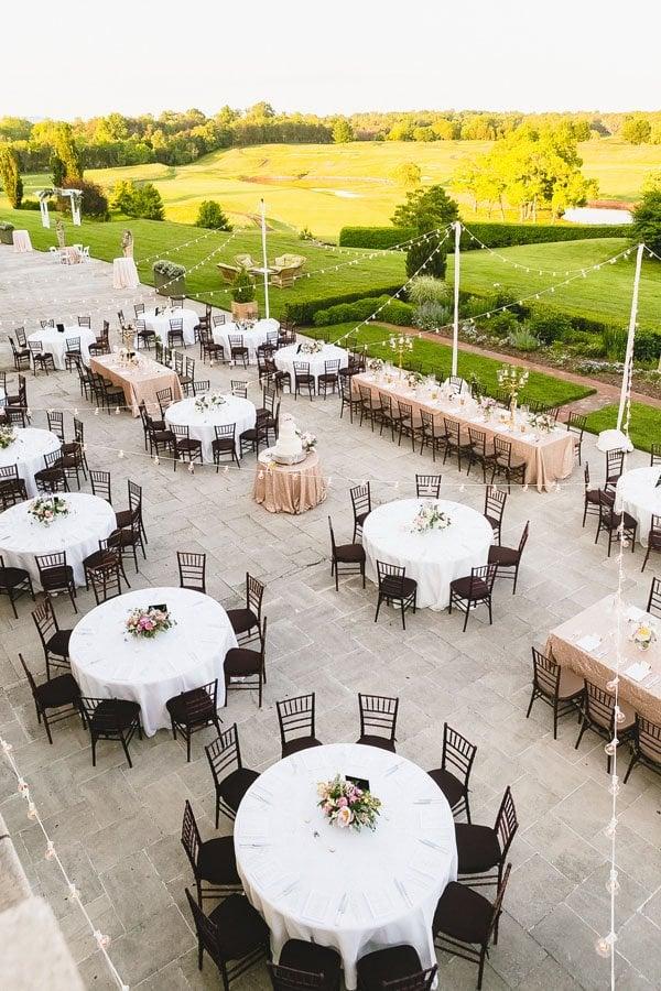 keswick hall wedding venue