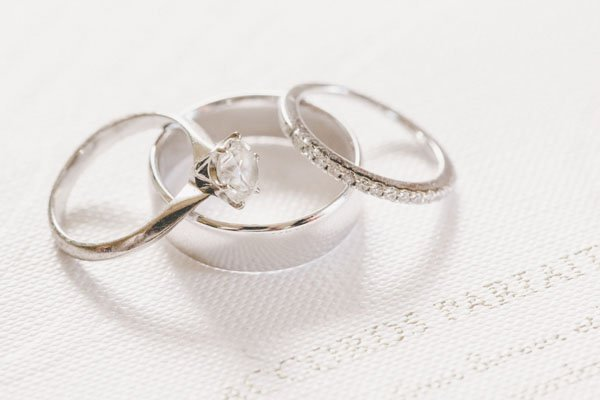 Who Holds the Rings During the Wedding Ceremony